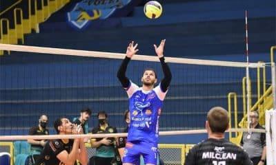 Taubaté - Sesi - Campeonato Paulista de vôlei masculino