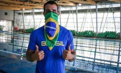 Bruno Fratus Nadador Missão Europa Portugal Rio Maior
