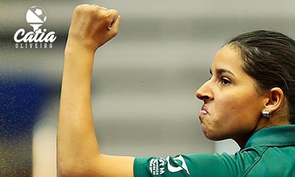 Cátia Oliveira - Depressão no Esporte
