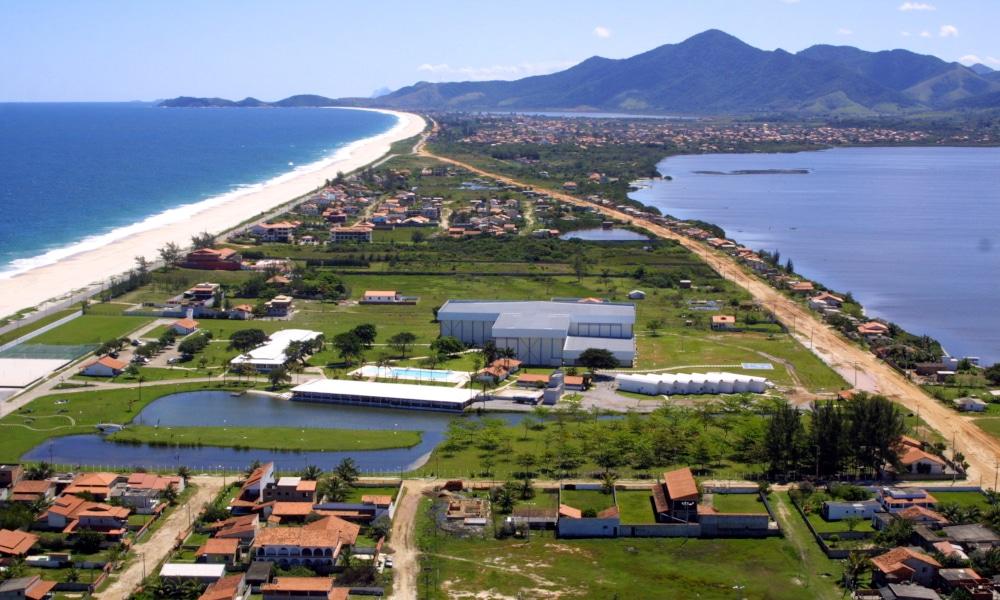 Circuito Brasileiro de Vôlei de Praia Centro de Desenvolvimento de Voleibol (CDV) Saquarema