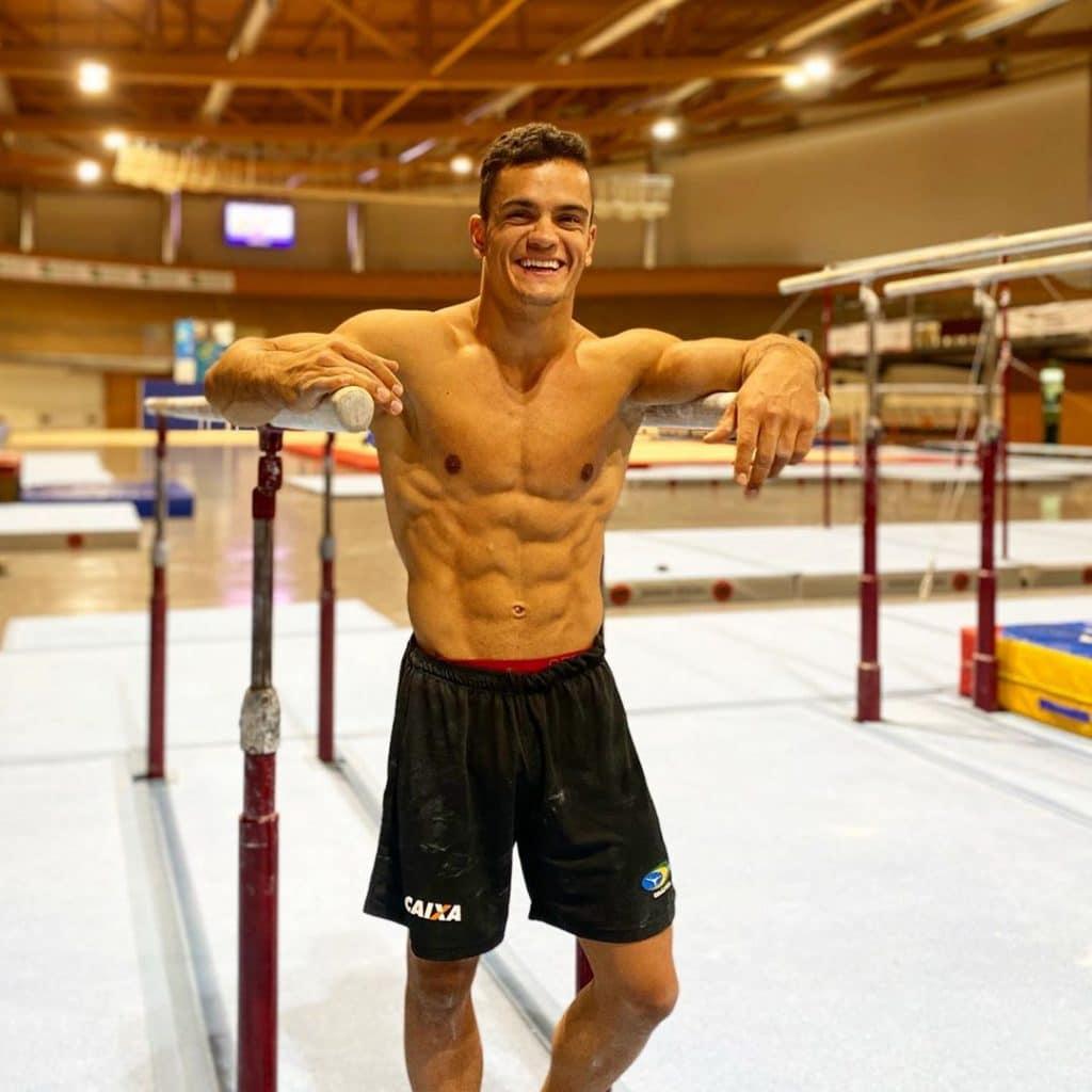 As seleções de ginástica que estavam em Portugal, treinando no CT Time Brasil, em Sangalhos, na Missão Europa, fizeram um balanço positivo do período