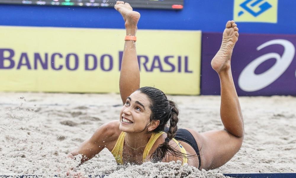 Carol Solberg Vôlei de Praia