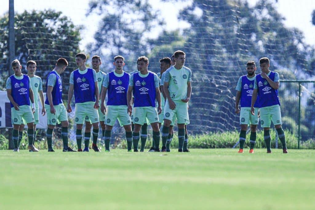 Ao vivo - Sport x Chapecoense - Brasileiro Sub-20 de futebol masculino