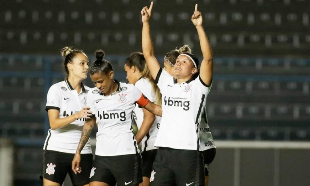 Corinthians - Vitória - Brasileiro Feminino