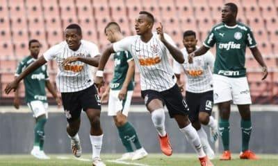 Corinthians Sub-20 - Palmeiras Sub-20 - Corinthians e Palmeiras - Campeonato Brasileiro Sub-20 de futebol masculino