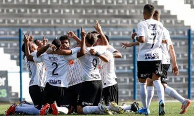 Corinthians - Grêmio - Brasileiro sub-20
