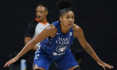 Damiris Dantas Brasileira WNBA Racismo Janeth