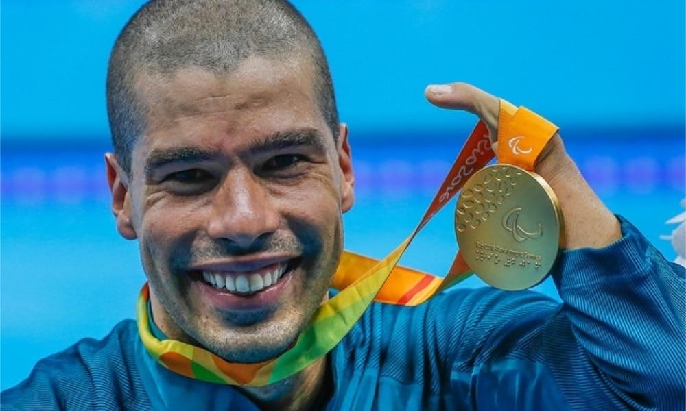 Daniel Dias - visibilidade do esporte paralímpico