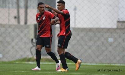 Atlhetico-PR x Grêmio - Brasileiro Sub-20
