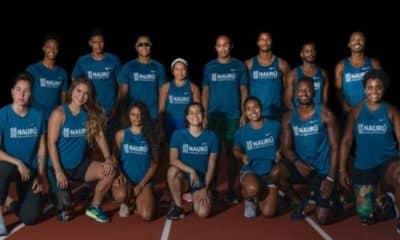 Time Naurú cria plataforma de investimento no atletismo paralímpico