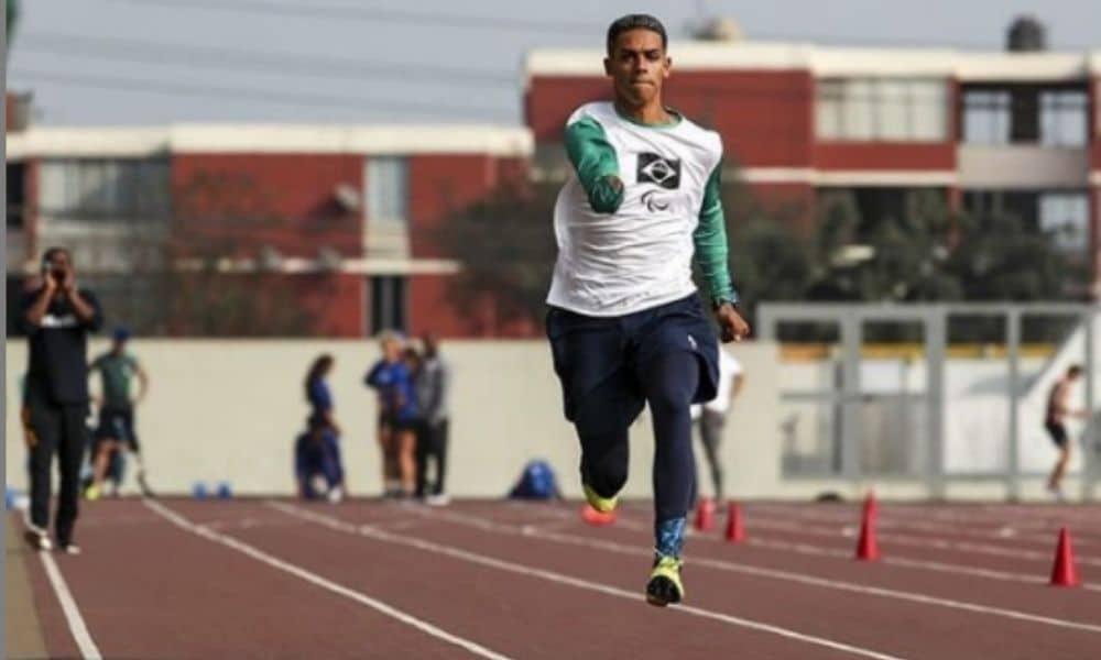 Thomaz Moraes Atletismo Paralímpico