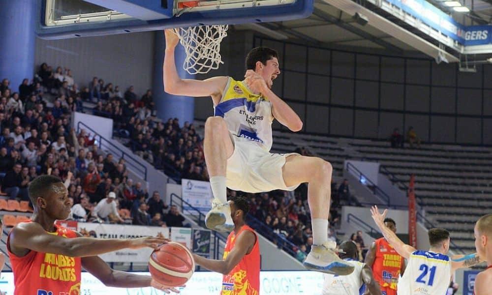 Felipe Braga basquete França Etoile Angers