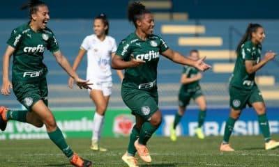 Carla Nunes tem 34 gols pelo Palmeiras