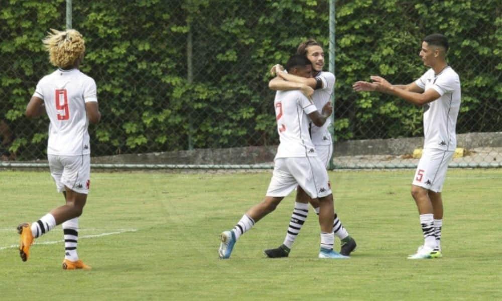 Cruzeiro x Vasco - Brasileiro Sub-20 de futebol 2020