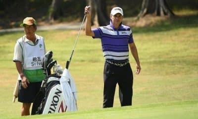 Adilson da Silva Golfe Royal Swazi Open