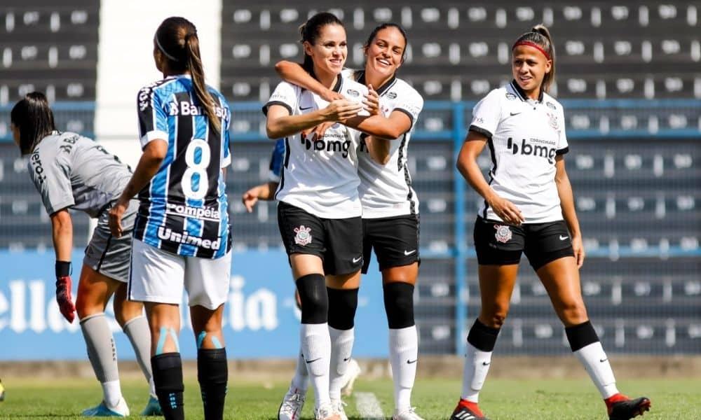 Corinthians Vence Gremio Por 1 A 0 No Brasileirao Feminino