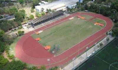 Centro Olímpico atletismo