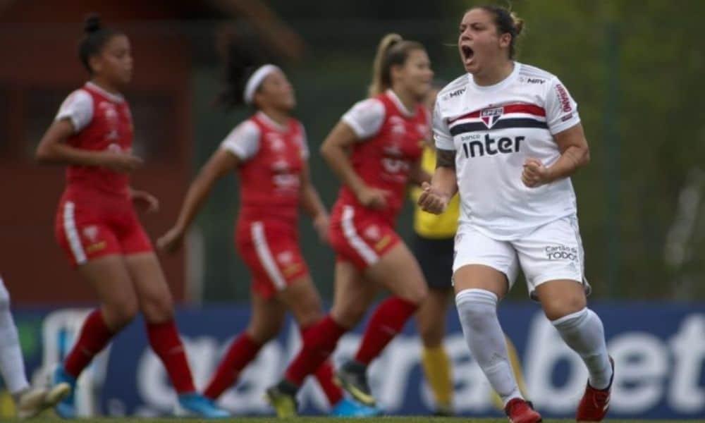 São Paulo x Grêmio - Brasileiro feminino de futebol