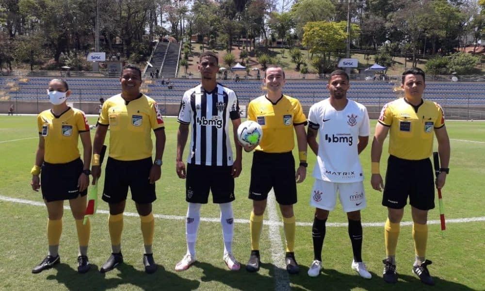 brasileiro sub-20 Corinthians atlético-mg