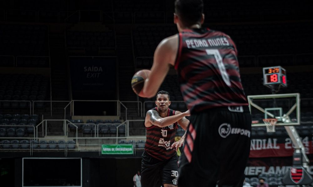 flamengo niterói basquete carioca