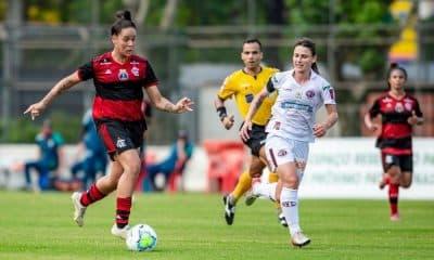 Flamengo x Ferroviária - Brasileiro feminino de futebol