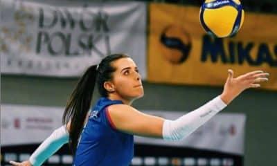 Julie Oliveira quer ir para a Olimpíada de 2024