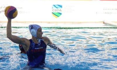 Diana Abla - Polo Aquático Feminino - Seleção de polo aquático feminino - CBDA