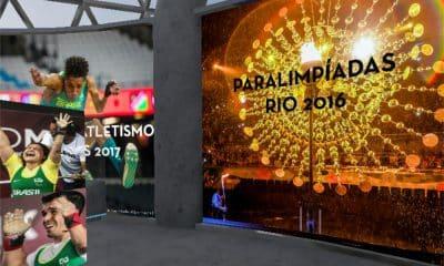 E-Museu - CPB - Paralímpicos
