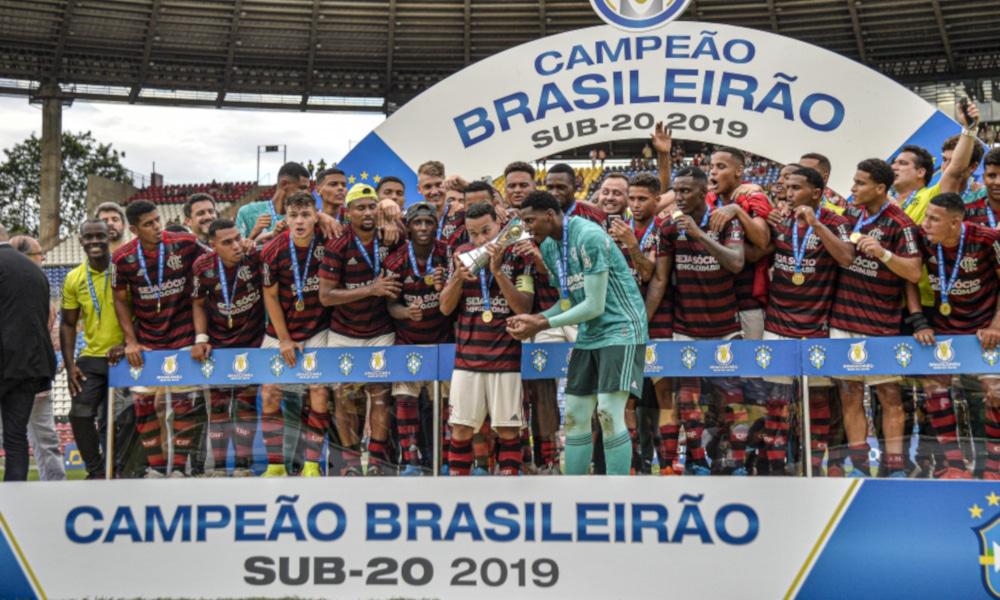 Flamengo Brasileiro Sub-20 Internacional