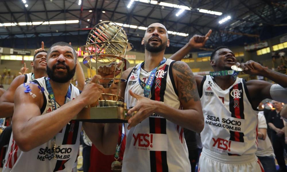 NBB Basquete Flamengo