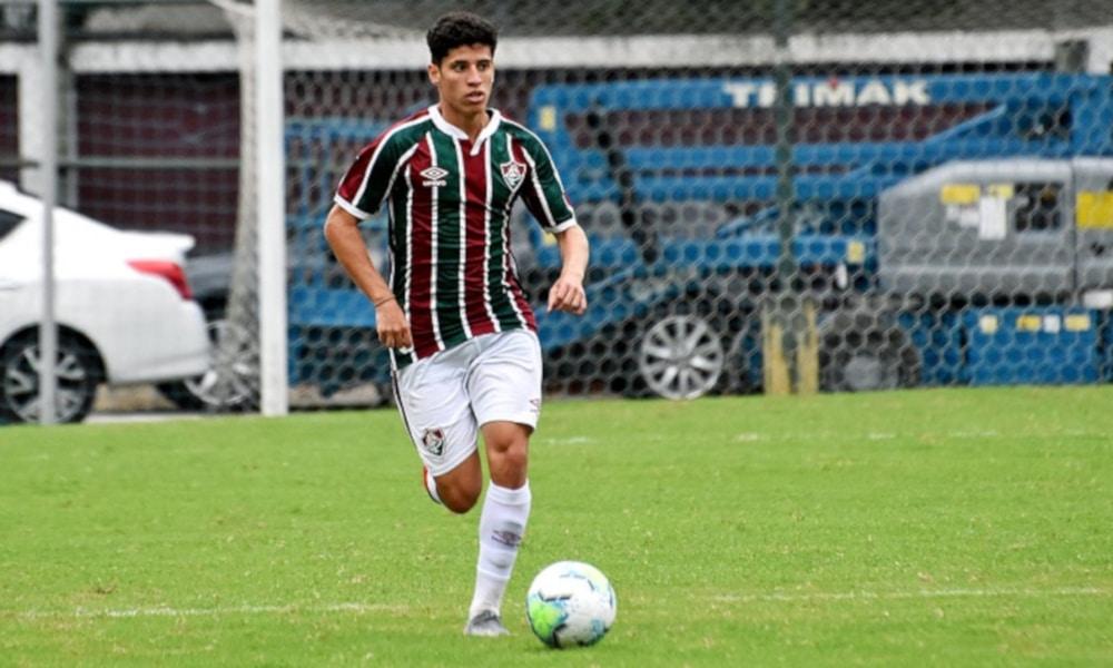 Fluminense Brasileiro Sub-20 Santos Ao vivo