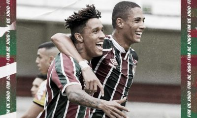 Athlético-PR x Fluminense - Brasileiro Sub-20