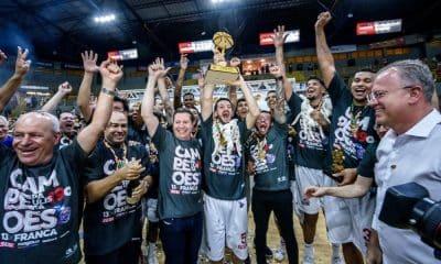 Franca - Bauru - Campeonato Paulista de basquete masculino