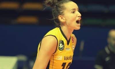 Gab Guimarães - Vakifbank - Copa da Turquia de vôlei feminino
