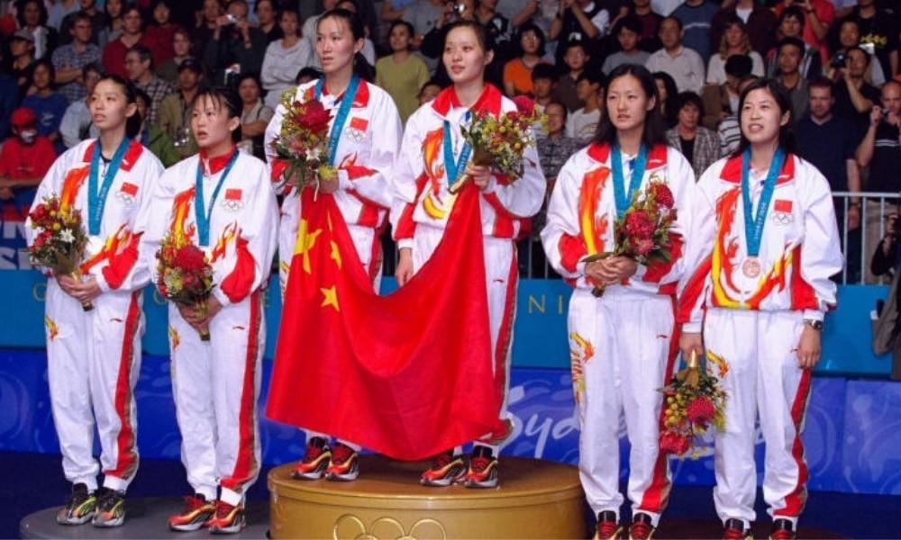 Gao Ling - Badminton