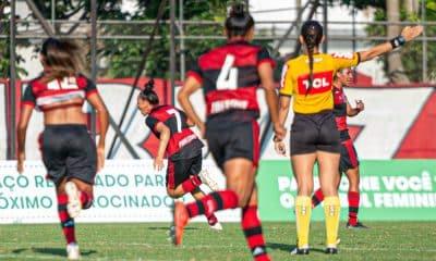 Flamengo Brasileiro Feminino Vitória Rafa Barros