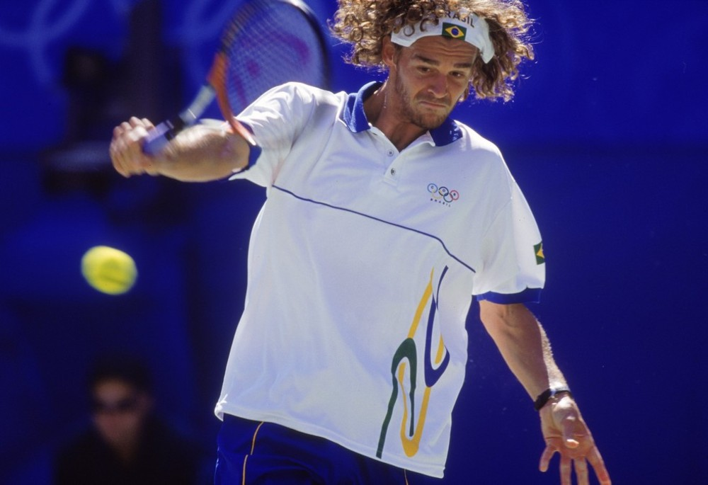 Sydney-2000 Gustavo Kuerten