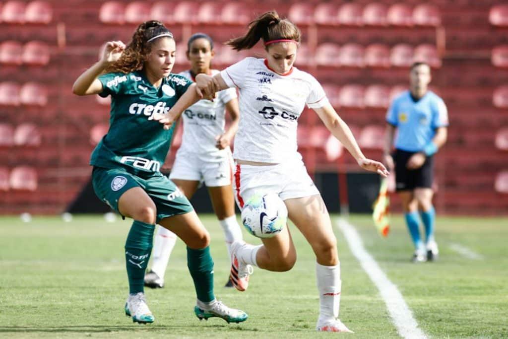 Palmeiras goleia Audax por 4 a0 no Brasileiro Feminino