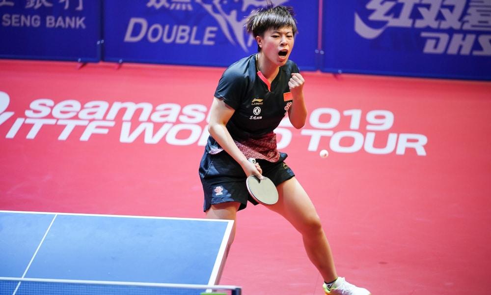 Tênis de Mesa ITTF Copa do Mundo