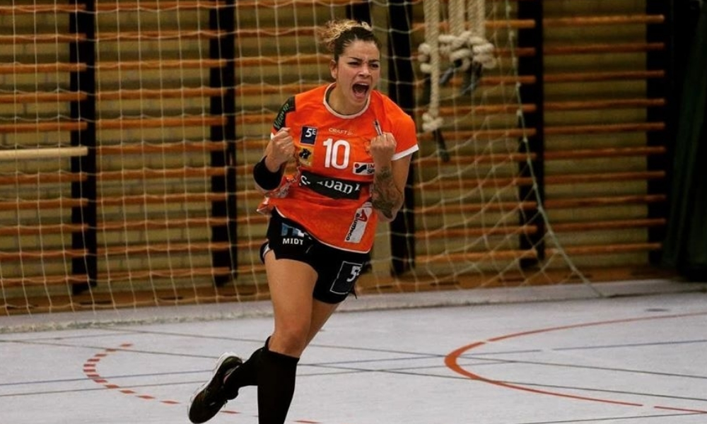 Jéssica Quintino - Duda Amorim - Gyori - Odense