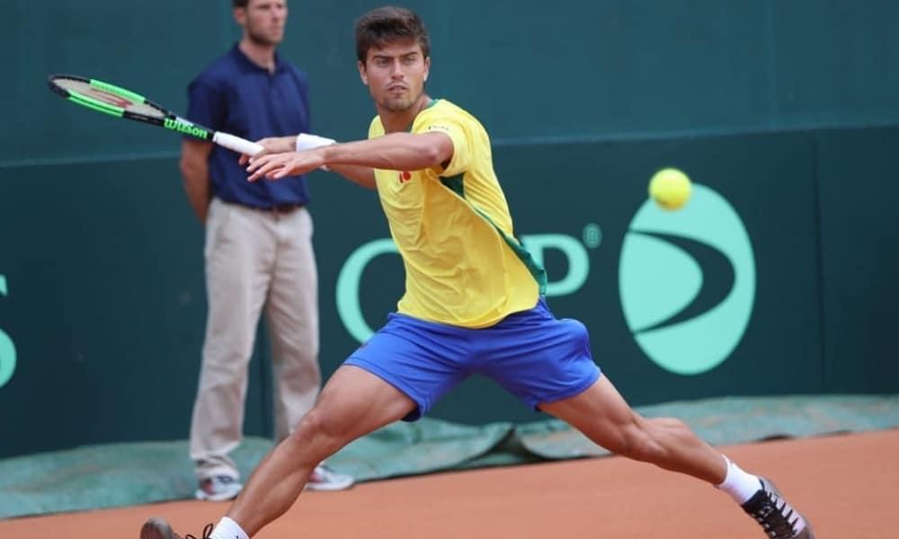 João Menezes - Roland Garros