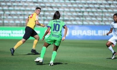 Minas Brasília x São José - Brasileiro de futebol feminino