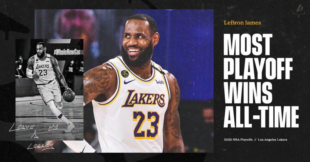 Em grande jogo de Lebron James, Los Angeles Lakers aproveita erros do Houston Rockets nos período final e vence por 112 a 102, virando a série para 2 a 1