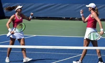 Luisa Stefani - Bruno Soares - US Open
