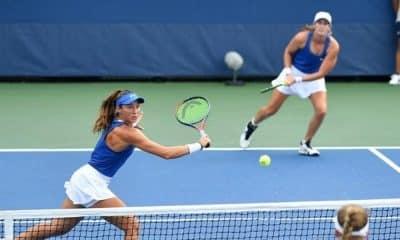 Luisa Stefani - US Open - Bruno Soares - Marcelo Melo