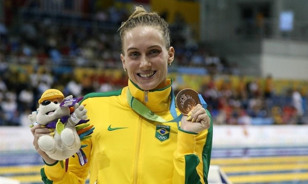 Manuella Lyrio - Natação
