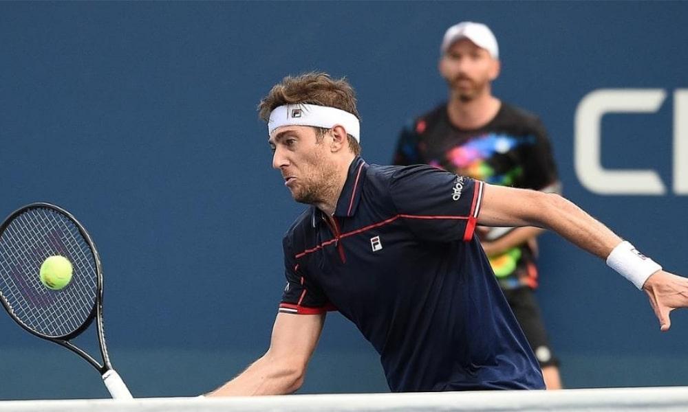 Marcelo Demoliner - US Open (Felipe Meligeni e Rafael Matos)