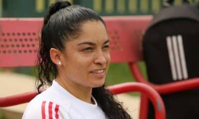 Monique Peçanha São Paulo Futebol Feminino