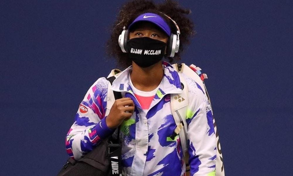 Naomi Osaka - Racismo - Violência Policial - Injustiça racial - US Open