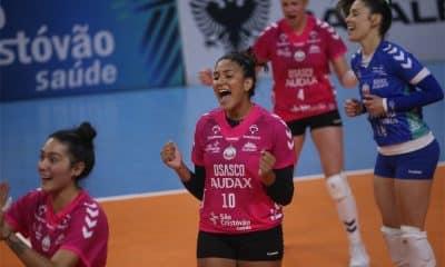 Osasco - Pinheiros - Campeonato Paulista de vôlei feminino
